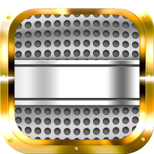 Sound Recorder with Skins icon