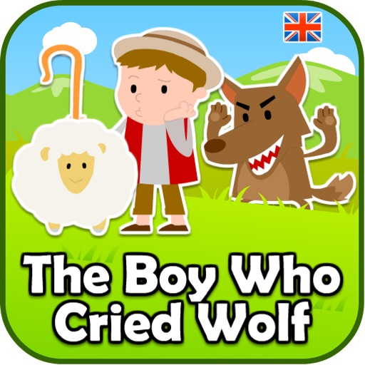 Kids Stories in English: The Boy Who Cried Wolf (UK English)