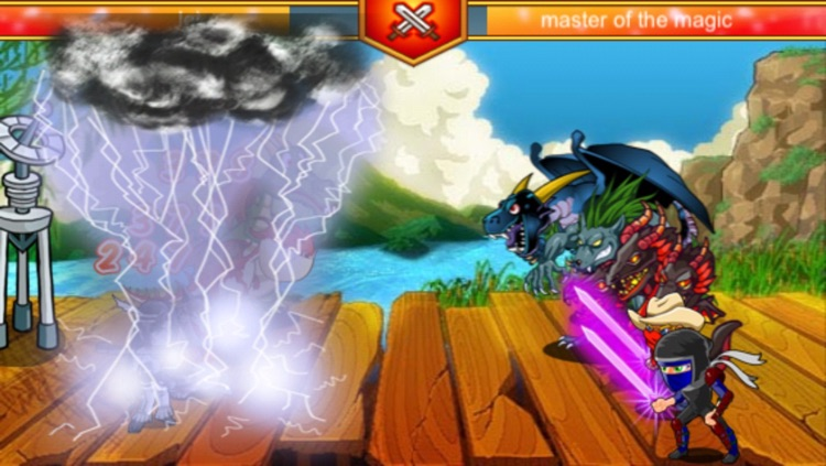 Avatar Fight screenshot-4