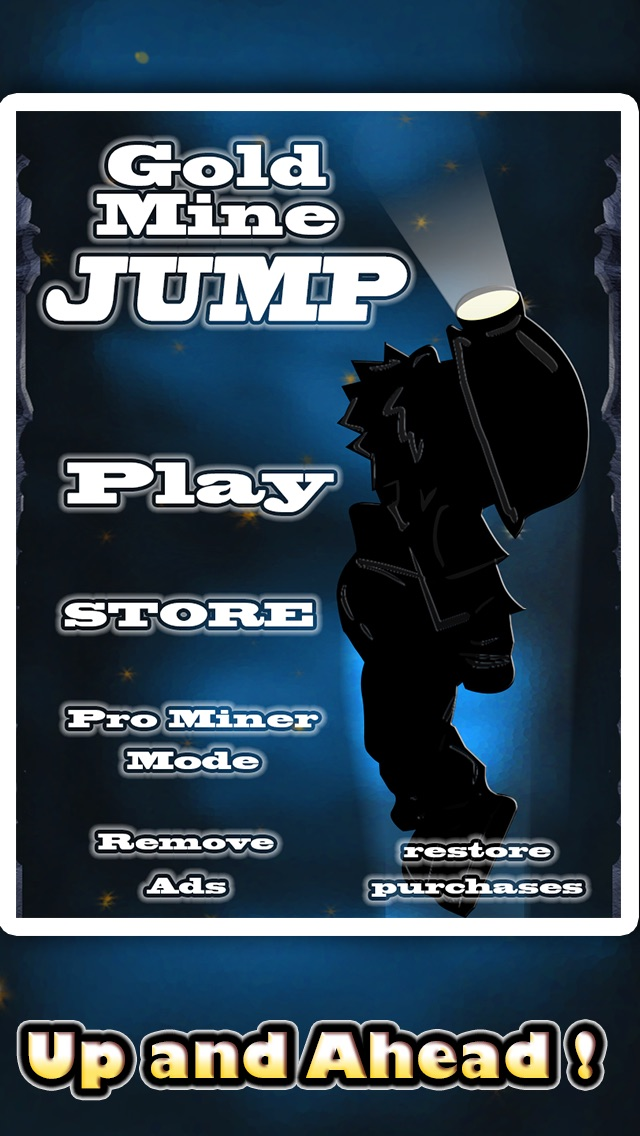 Zello Gold Mine Fun Jumping game : Funniest & newest Jump all you can edition