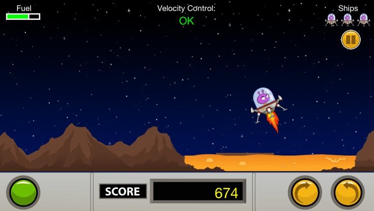 ET Weird in Space Lander