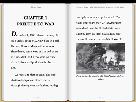 The Split History of World War II by Simon Rose on Apple Books