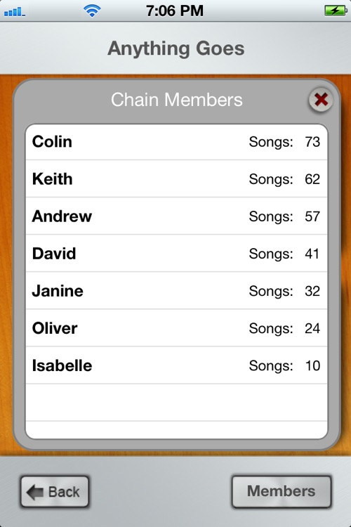 Music Chains screenshot-4