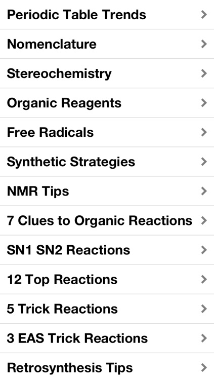 Organic Chemistry Essentials