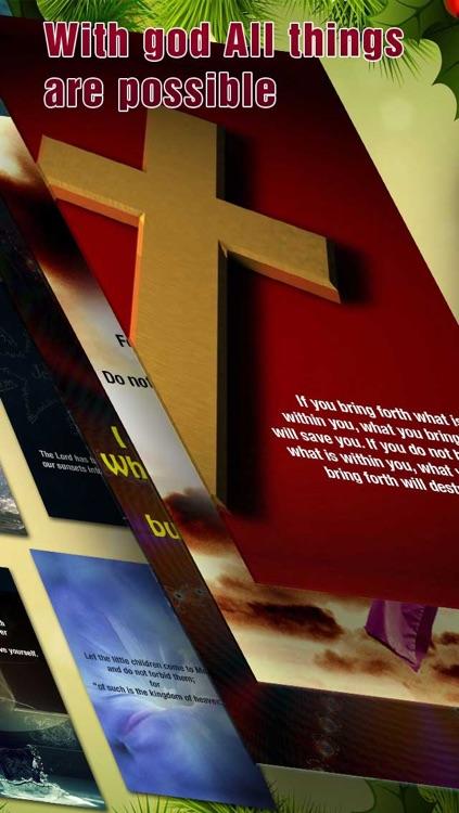 Jesus Christ Quotes-HD Wallpapers & Lock Screens screenshot-3