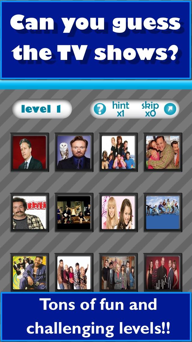 Quiz and Pop Trivia TV Stars QuizCraze Challenge screenshot one