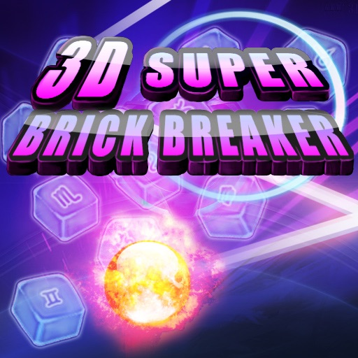 3D Super Brick Breaker