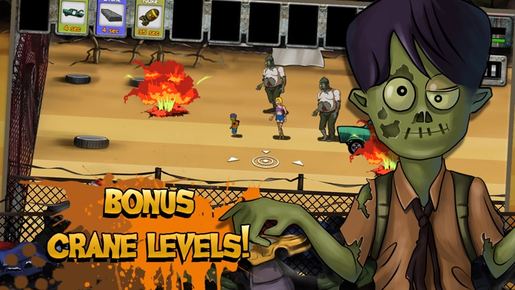 Zombies of the Wasteland Lite screenshot-3