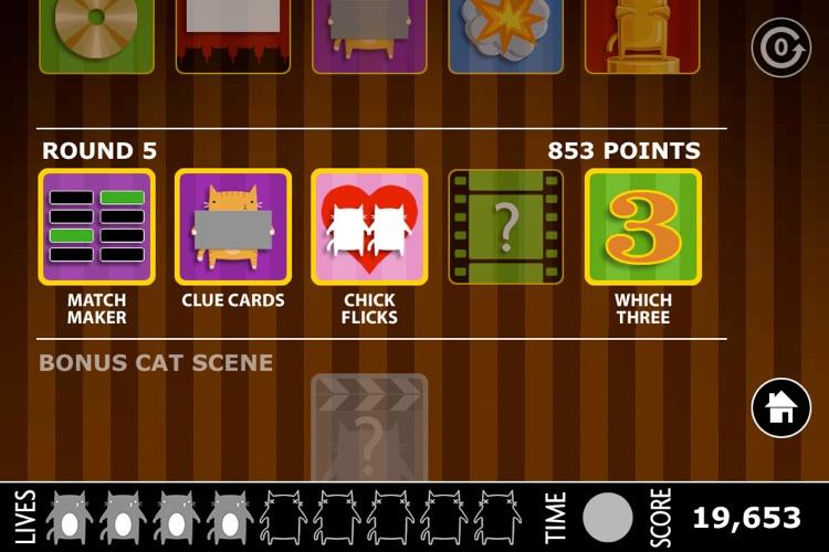 MovieCat! - Movie Trivia Game