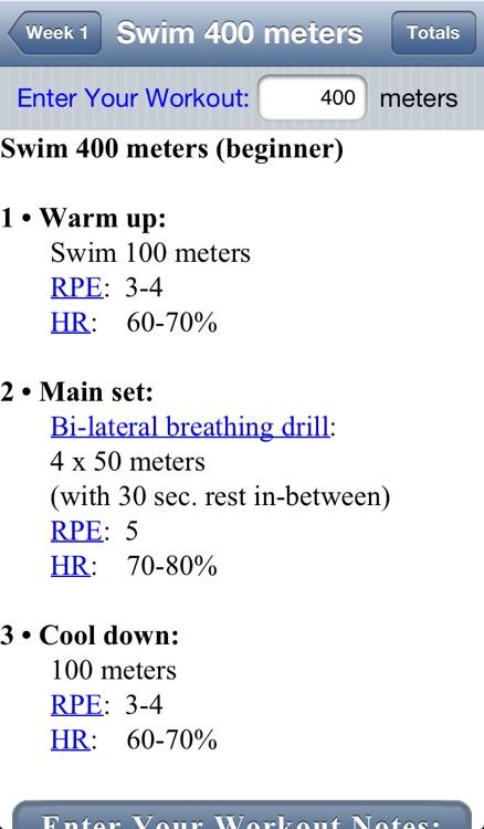 Triathlon Trainer screenshot-4