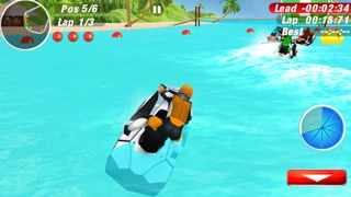 Aqua Moto Racing 2 screenshot1