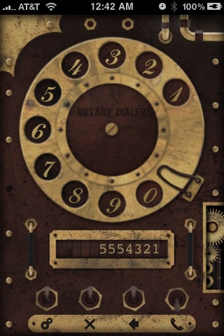 Rotary Dialer screenshot-1