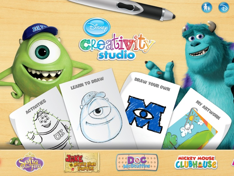Disney Creativity Studio screenshot-4