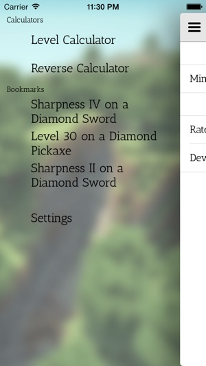 Enchantment Calculator for Minecraft on the App Store