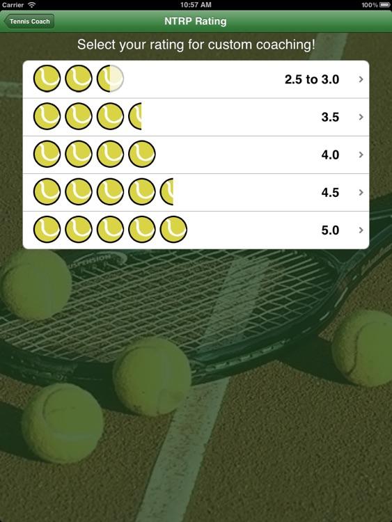 Tennis Coach HD