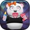 Crazy Panda Bears go Wild in Space vs Alien Zombies at Zero Gravity