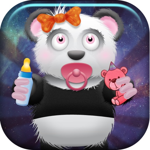 Crazy Panda Bears go Wild in Space vs Alien Zombies at Zero Gravity
