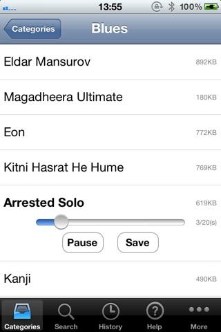 10,000 Ringtones Pro Screenshot 2
