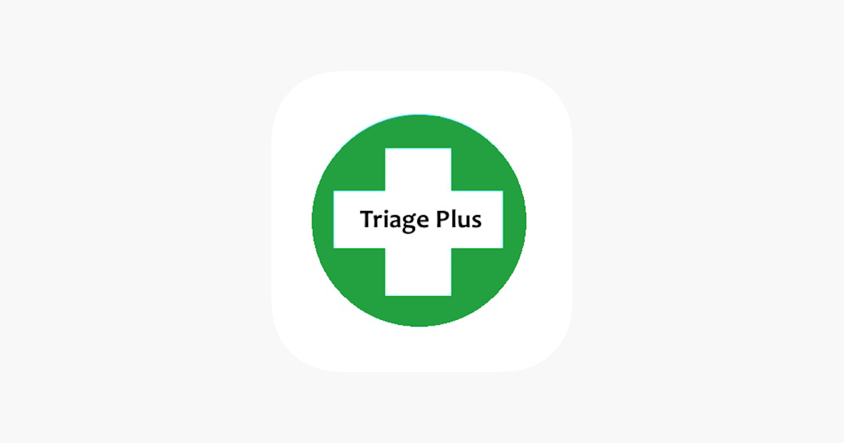 triage on the app store