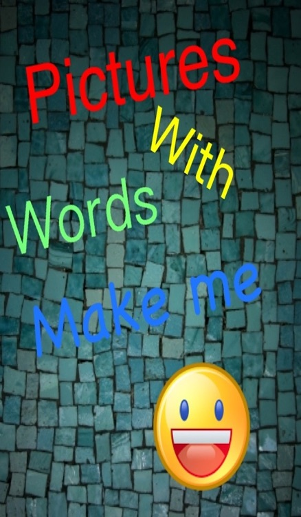 Pictures with Words Pro screenshot-3