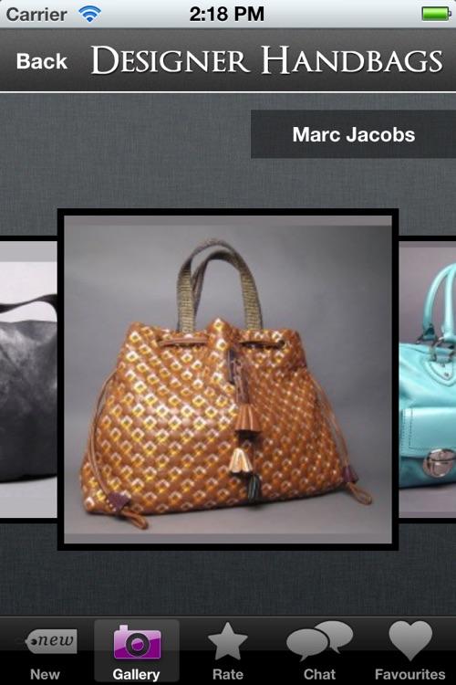 Designer Handbags screenshot-3
