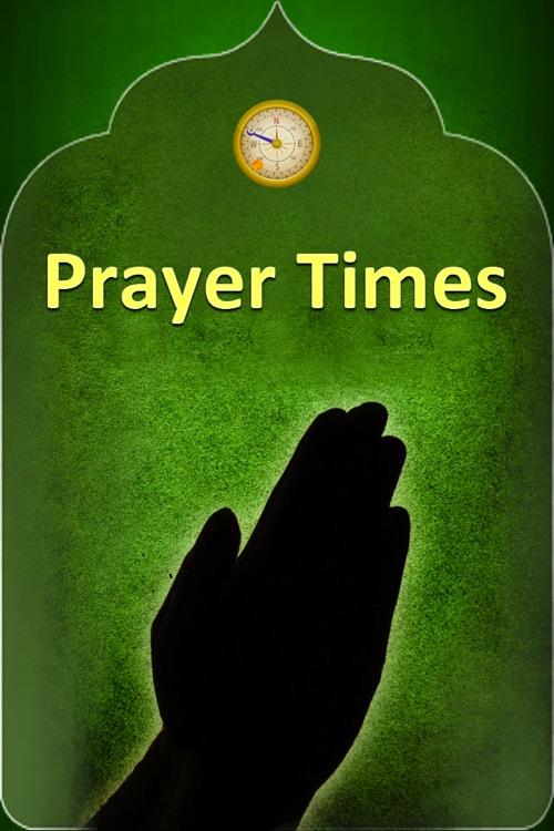 Prayer Times Standard Lite