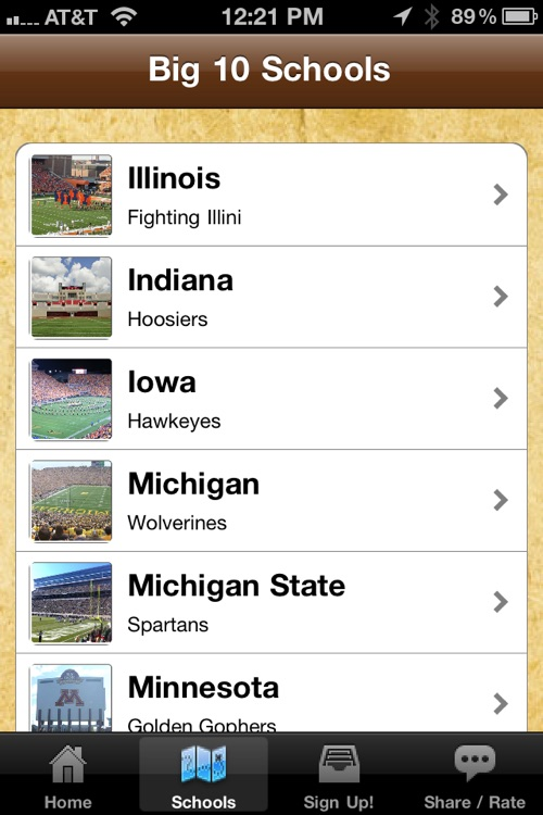 Big 10 Road Trip screenshot-0