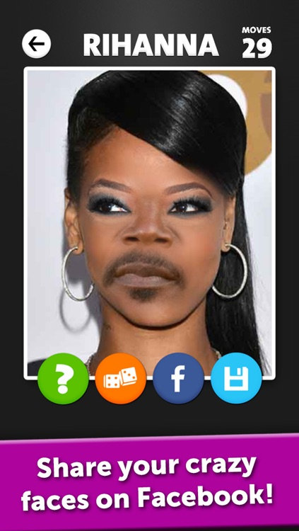 Celebrity Face Mania screenshot-3