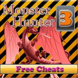 Monster Hunter 3 cheats - FREE