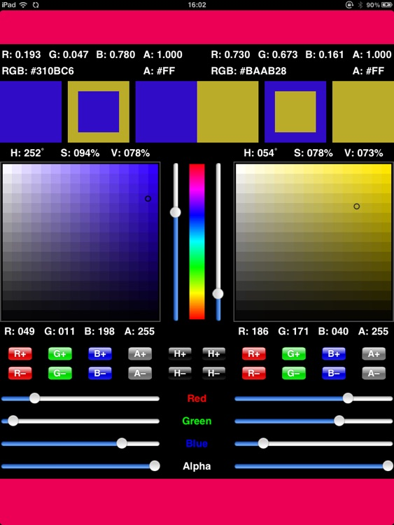 Color Picker HD free