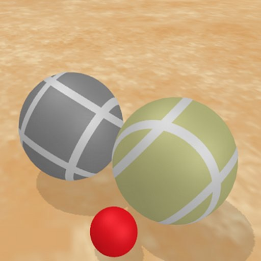 Petanque Toons 3D icon