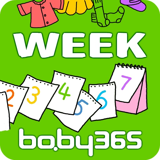 Week-baby365 icon