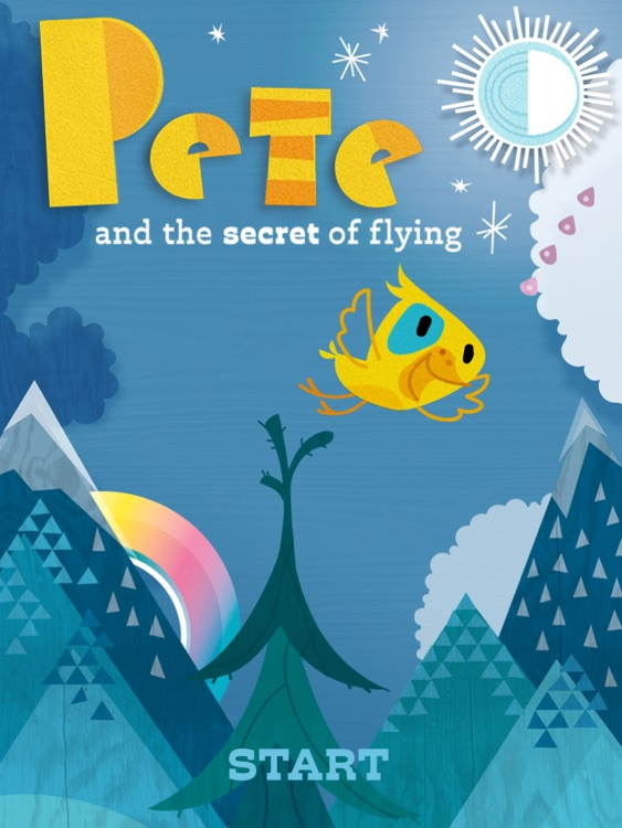 Pete and the secret of flying HD