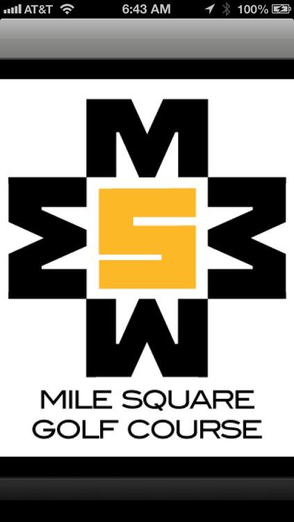 Mile Square Golf Course, CA