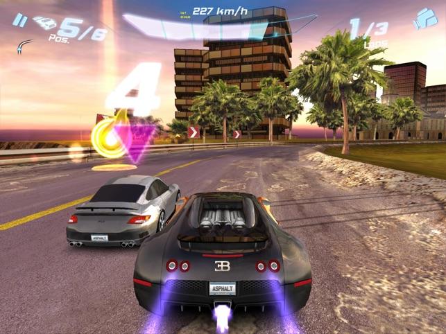 Asphalt 6: Adrenaline HD Screenshot