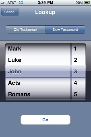 Bible Touch NIV