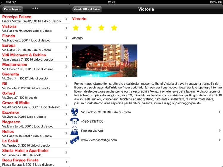 Jesolo Official Mobile Guide HD