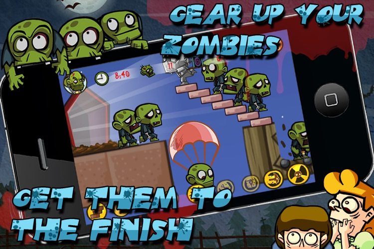 Zombiez! screenshot-3