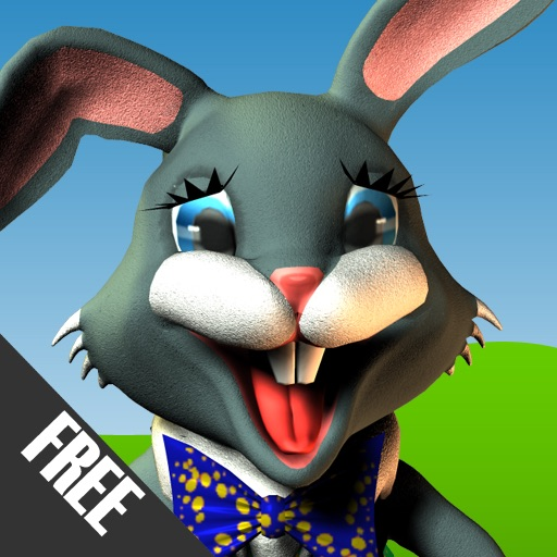 Talking Easter Bunny - FREE