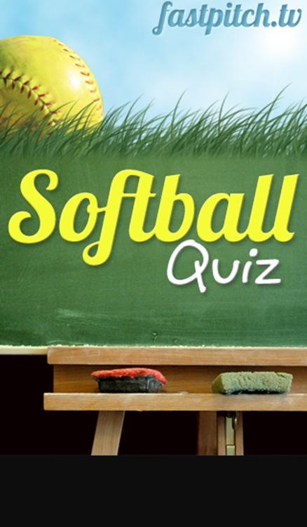 Softball Quiz