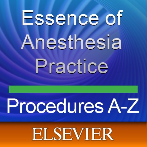 Fleisher & Roizen's Essence of Anesthesia Practice: Procedures A-Z icon