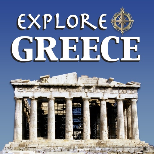 Explore Greece icon