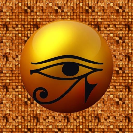 Eye of Rah - the eye of answer