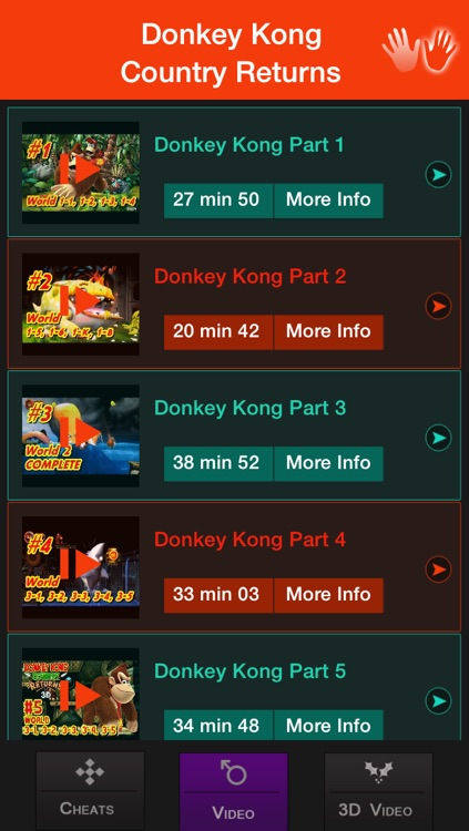 Cheats for Donkey kong Country Returns - All in One,Unlocakables,Codes,News,Secret screenshot-3