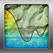 海抜・標高計測 - 断面図作成