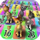 Touch the Cat's Numbers(触摸猫数字) icon