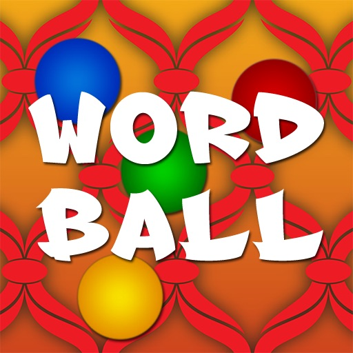 Word Ball - A Fun Word Game and App for All Ages by Continuous Integration Apps icon