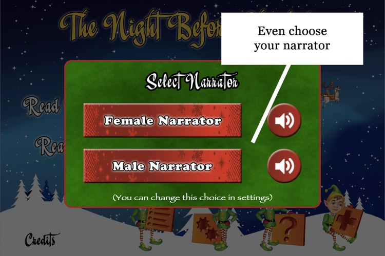 Magic Ink - The Night Before Christmas - Lite Edition screenshot-3