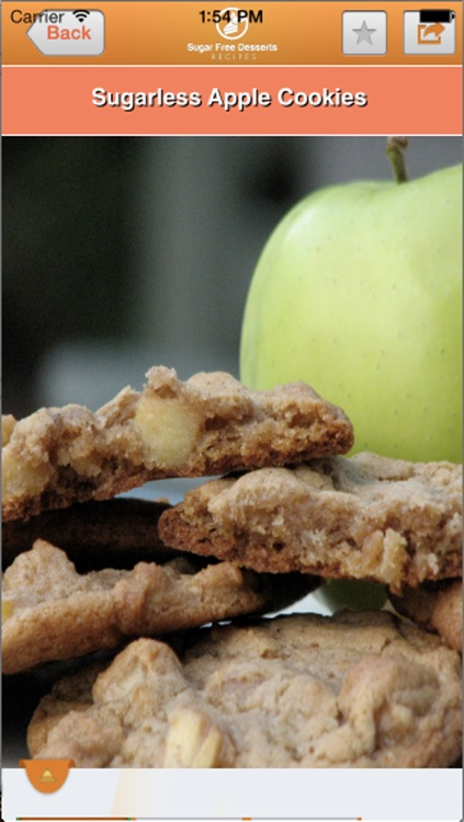 Sugar Free Desserts Recipes screenshot-3