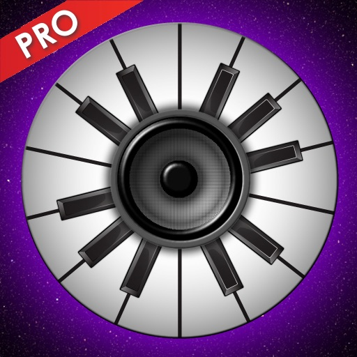 My Best Piano HD Pro icon